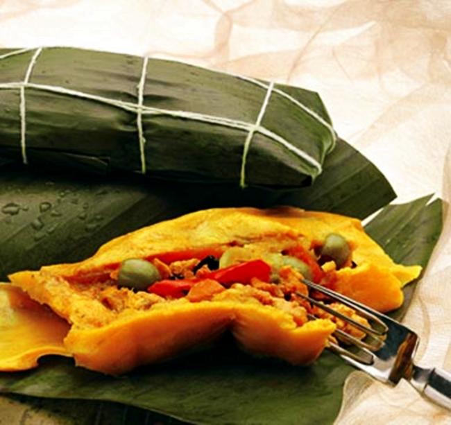 Hallacas - Cocina con los Rolo