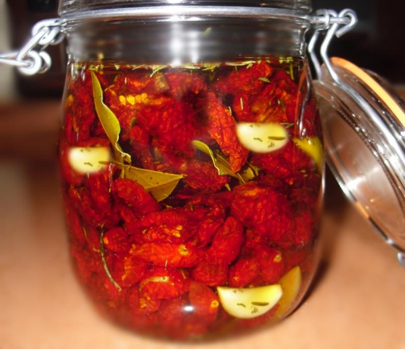 Tomates Cherry en Conserva - Cocina con los Rolo